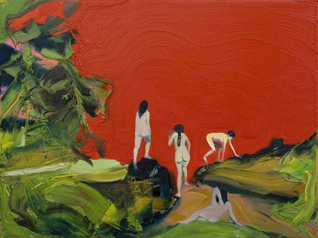 The Bathers 2011